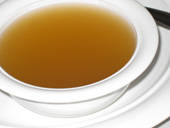 Vegetable broth is a great source of electrolytes and can help your body recover from illness or prepare for a fast