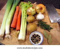 Any vegetables can be used to make thid healthy vegetable broth