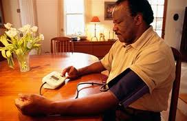 using a blood pressure monitor can help to avoid stroke and cardiovascular disease