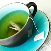 green tea is full of polyphenols and antioxidants, and is great for your health