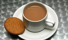 Can't imagine the English without their afternoon tea - the cup that cheers and all that