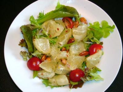 Refreshing, alkaline salad