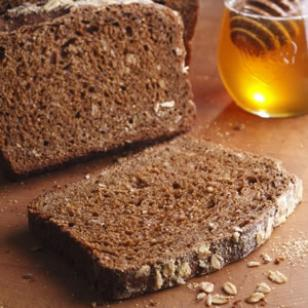 Molasses Multi-grain bread looks and tastes delicious