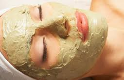 Relax with an avocado on your face (and in your tummy)
