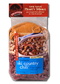This is the packet of health chile mix soup  I used that my friend bought by internet