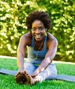 Exercise the blues away and relieve your stress to boot