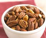 Spicy nut snack for the whole family