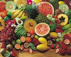 Fruit and vegetables play a very important part in the Mediterranean diet.