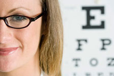 Have your eyes tested regularly to catch any eye problems in the early stages