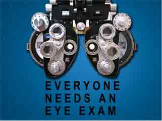 A comprehensive eye exam by an eye doctor can help detect eye disease in the early stages