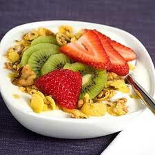 A healthy breakfast is the best was to start the day. Check cereals do not contain too much sugar.