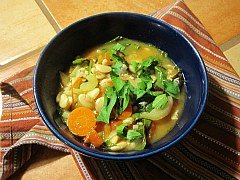 Delicious and Nutritious Soup for Cold Evenings