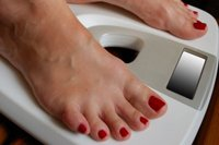 Weight loss tips  include using your bathroom scales in order to monitor your weight loss, but remember if you are exercising, you may be building muscle which weighs more than fat.