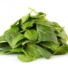 Besides its reputation for being rich in Iron, spinach is also full of antioxidants which are good for the eyes and for anti-aging in general